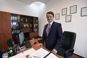 Stefan Vuza, presedinte Grup SCR